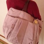 思った通りの大きさ、色合いも大満足です!! ルカルカ マザーズバッグ専門店
