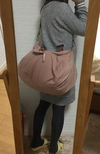 軽くてステキなバッグ☆ リュクス マザーズバッグLサイズ