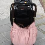 ルカルカ ナイロンコレクション ジェリー2wayマザーズバッグ コーラルピンク