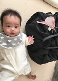 ルカルカマザーズバッグの使いやすさに日々感動しています…!!