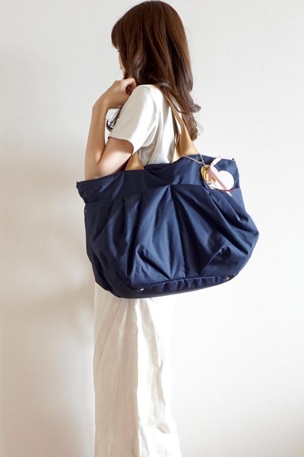 キレイめにもカジュアルにもOK! 高品質の日本製ママバッグ