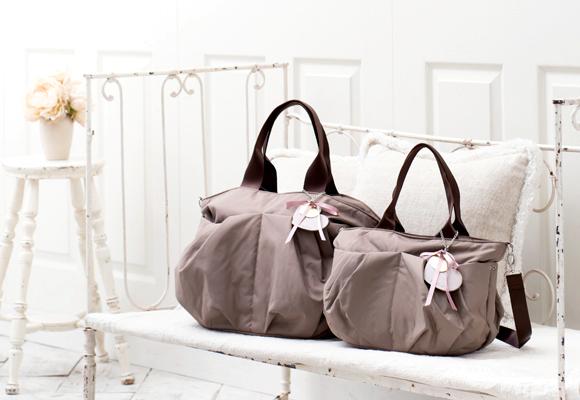 Mサイズのマザーズバッグ 選べるサイズとカラー