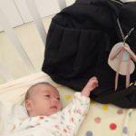 活用した後は、 旅行用バッグなどとして ママバッグ