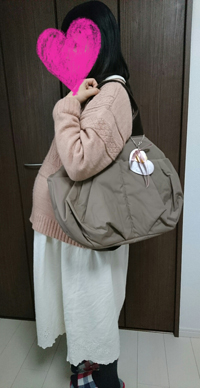 こだわりが詰まったマザーズバッグ