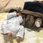 上品なおでかけバッグとして ママバッグ
