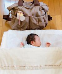 出産祝いのプレゼント マザーズバッグ