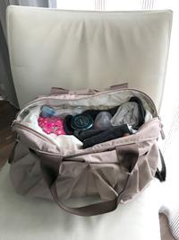 2人目の出産、新しいマザーズバッグ