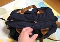 通勤 ママバッグ 最適サイズ