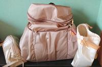 娘の卒園旅行 リュック、バッグ