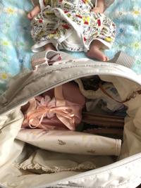 出産祝いでルカルカのマザーズバッグを
