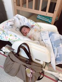 2人目出産に伴い二つ目として今回ママバッグを購入