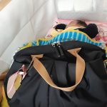 可愛いフォルムのマザーズバッグ