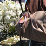 「母の日」に夫がマザーズバッグをプレゼントしてくれました