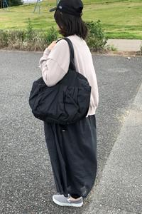 初のマザーズバッグ