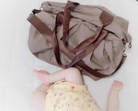 おしゃれで機能性のあるマザーズバッグ
