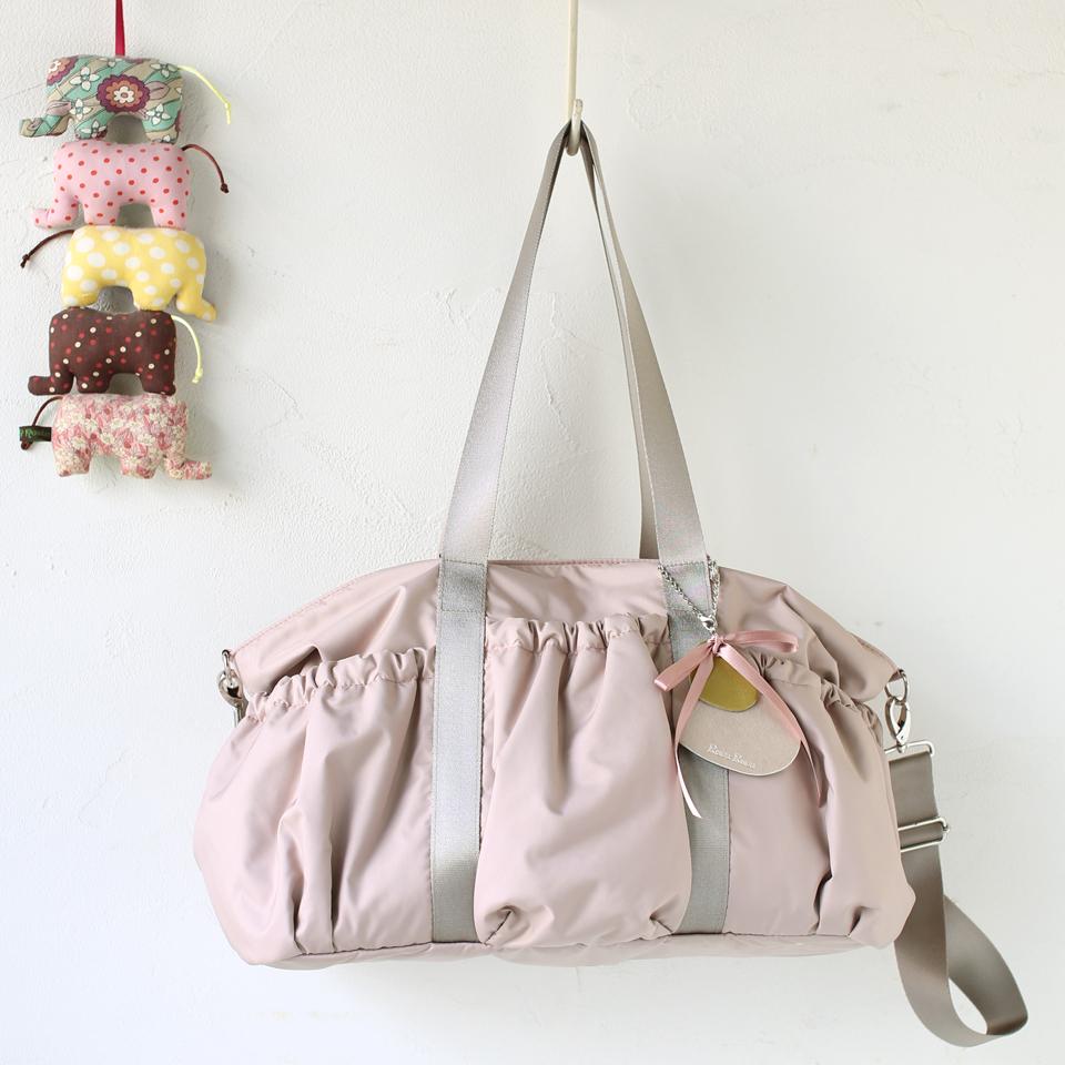 はっ水加工の日本製マザーズバッグ