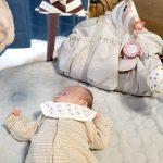 軽さや機能性からルカルカさんのママバッグを選びました!