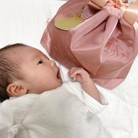 妊娠中からルカルカのおむつポーチが気になっていて