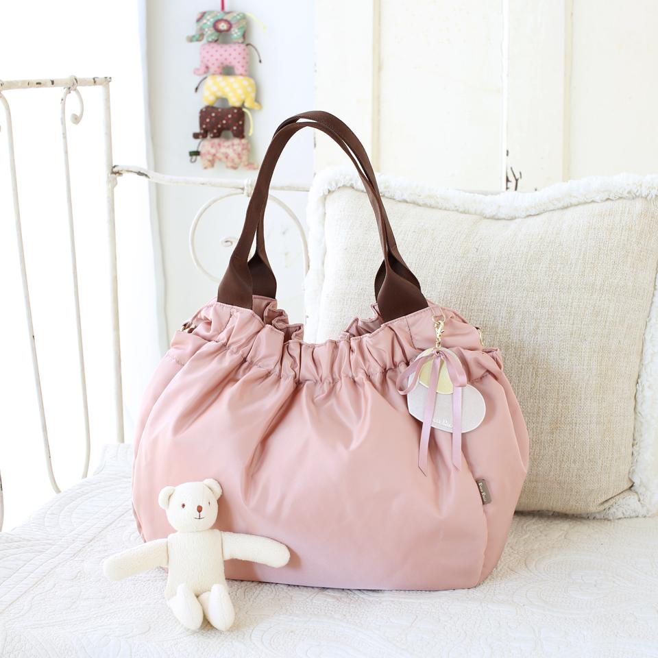 ナイロン製のおすすめマザーズバッグ、信頼の品質、日本製です