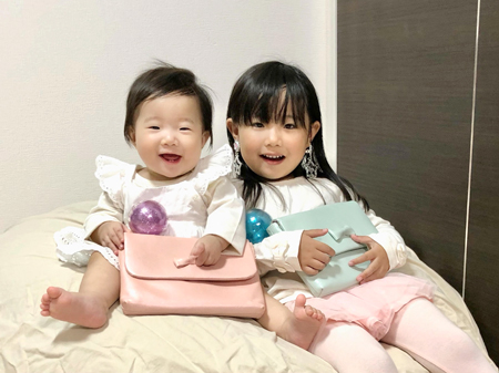 将来2人が結婚するときに母子手帳を渡す際
